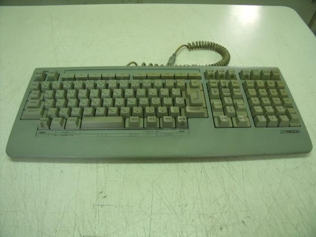 SHARP X68000用 キーボード ジャンク
