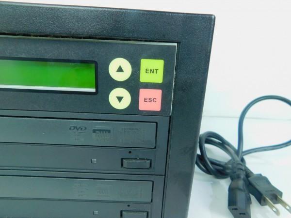 デュプリケーター ACARD TECNOLOGY DVD/CD duplicator バックアップ コピー 通電確認済 G_画像3