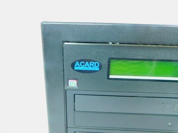 デュプリケーター ACARD TECNOLOGY DVD/CD duplicator バックアップ コピー 通電確認済 G_画像2