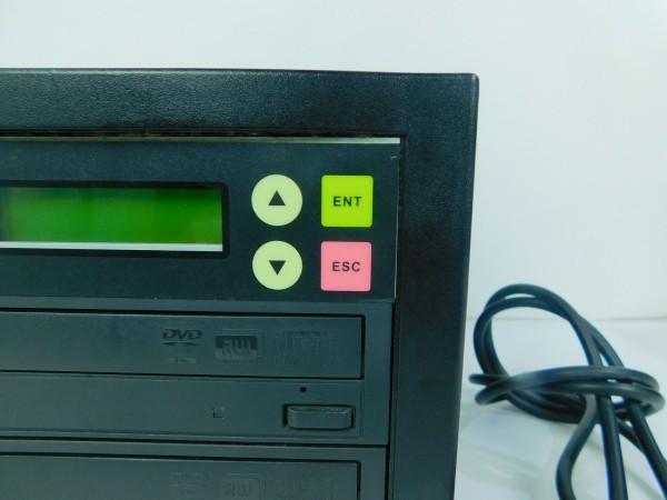 デュプリケーター ACARD TECNOLOGY DVD/CD duplicator バックアップ コピー 通電確認済 E_画像3