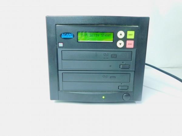 デュプリケーター ACARD TECNOLOGY DVD/CD duplicator バックアップ コピー 通電確認済 E_画像6