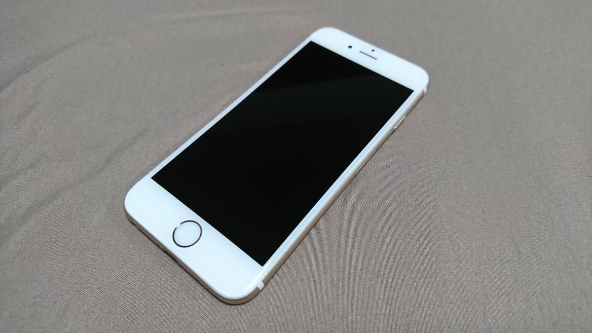 超美品 iPhone6s 64GB ゴールド ソフトバンク IMEI:35542707264467