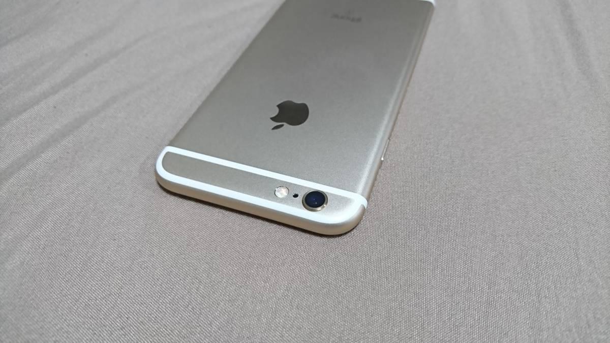 超美品 iPhone6s 64GB ゴールド ソフトバンク IMEI:35542707264467_画像4