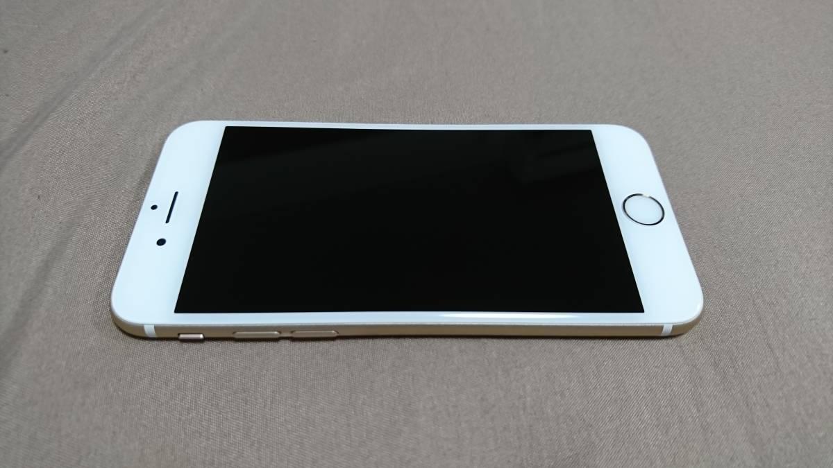 超美品 iPhone6s 64GB ゴールド ソフトバンク IMEI:35542707264467_画像6