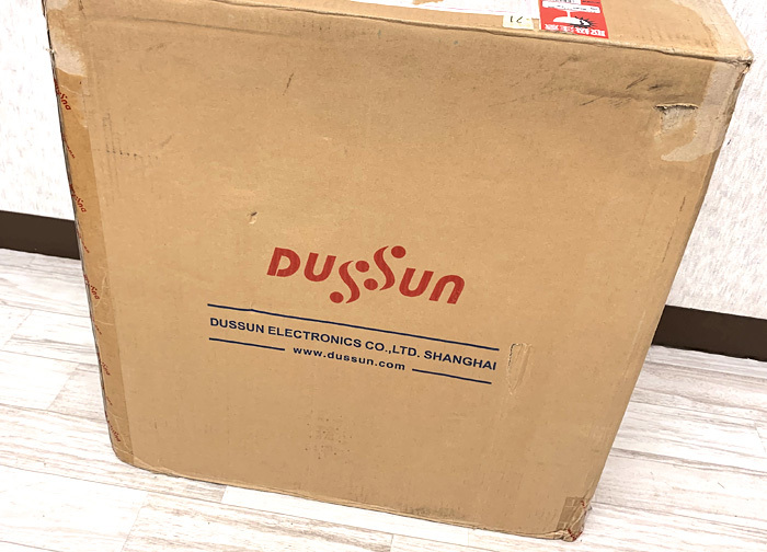 ●DUSSUN X-1200 クリーン電源 パワーサプライ ダッサン●_画像6