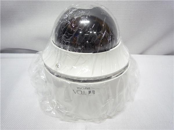 ■Db28 未使用品 TOA ドーム型フルHDネットワークカメラ N-C3220-3 214万画素 監視カメラ 防犯カメラ_画像2