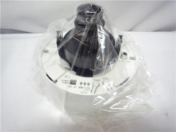 ■Db28 未使用品 TOA ドーム型フルHDネットワークカメラ N-C3220-3 214万画素 監視カメラ 防犯カメラ_画像3