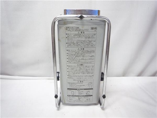 ■Ca33 Iwatani イワタニ CASSETTE HEATER カセットヒーター CB-8 箱付 屋外用 カセットガスストーブ アウトドア キャンプなどに 暖房器具_画像3