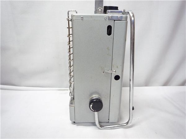 ■Ca33 Iwatani イワタニ CASSETTE HEATER カセットヒーター CB-8 箱付 屋外用 カセットガスストーブ アウトドア キャンプなどに 暖房器具_画像4