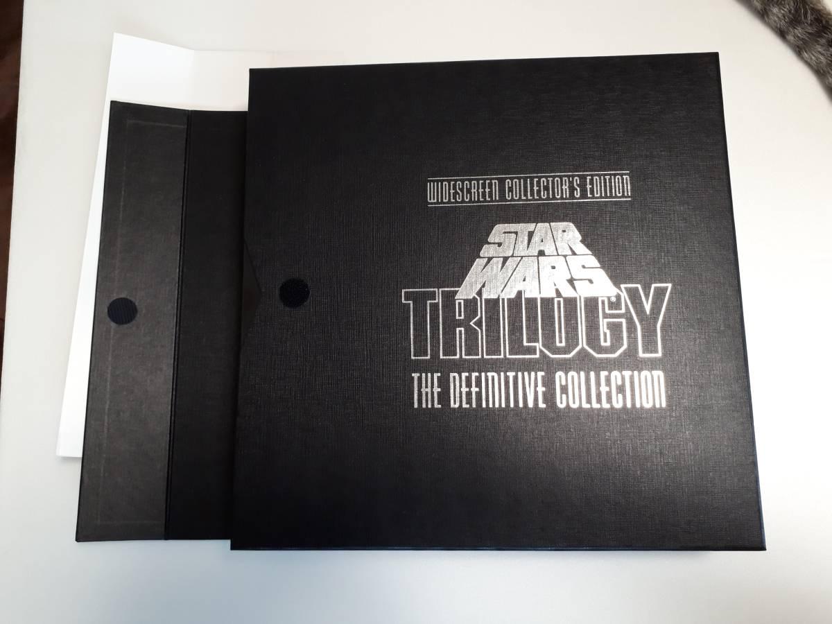 LD BOX 帯 スター・ウォーズ トリロジー  スペシャルコレクション 豪華特典満載 レーザーディスク_画像3