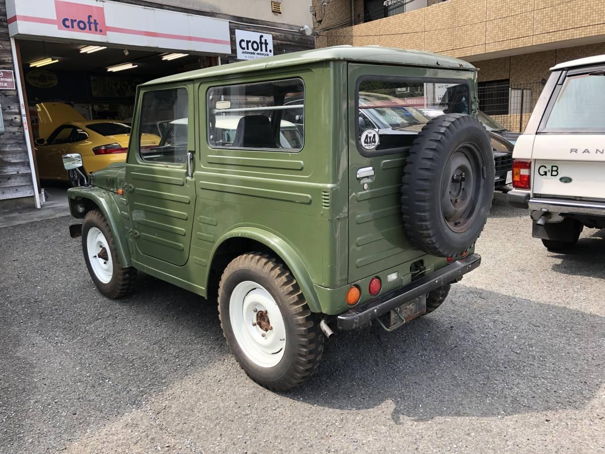 ジムニー 55 SJ10 4WD 2スト 売り切りです。_画像2