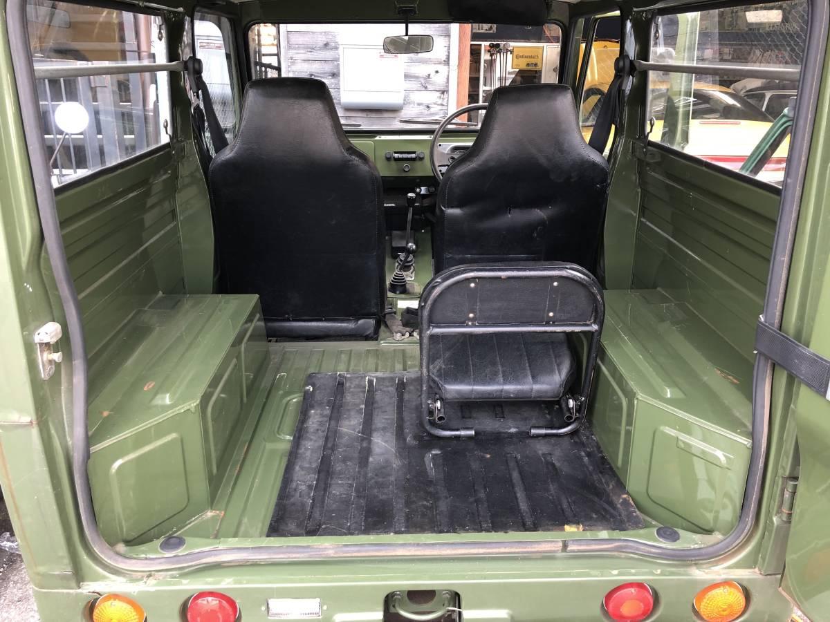 ジムニー 55 SJ10 4WD 2スト 売り切りです。_画像4