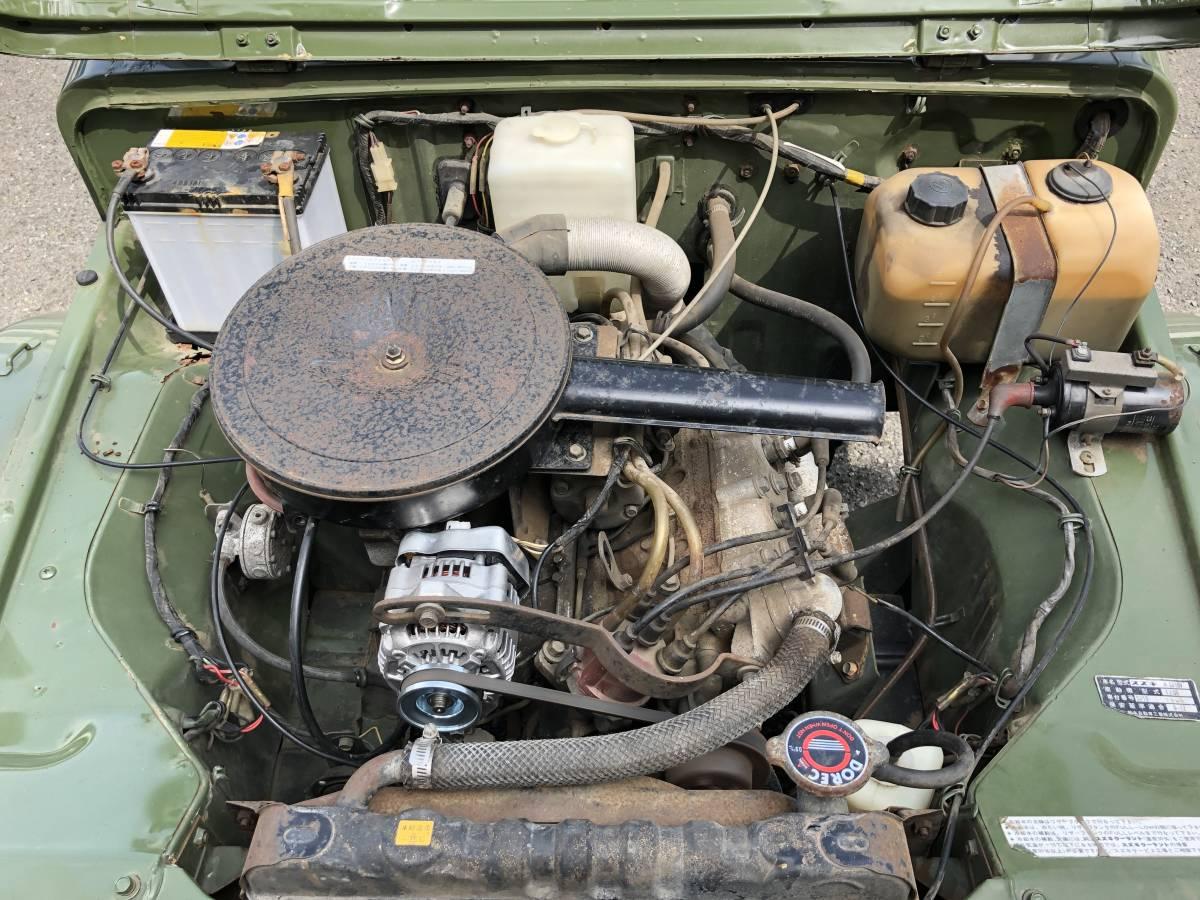 ジムニー 55 SJ10 4WD 2スト 売り切りです。_画像5