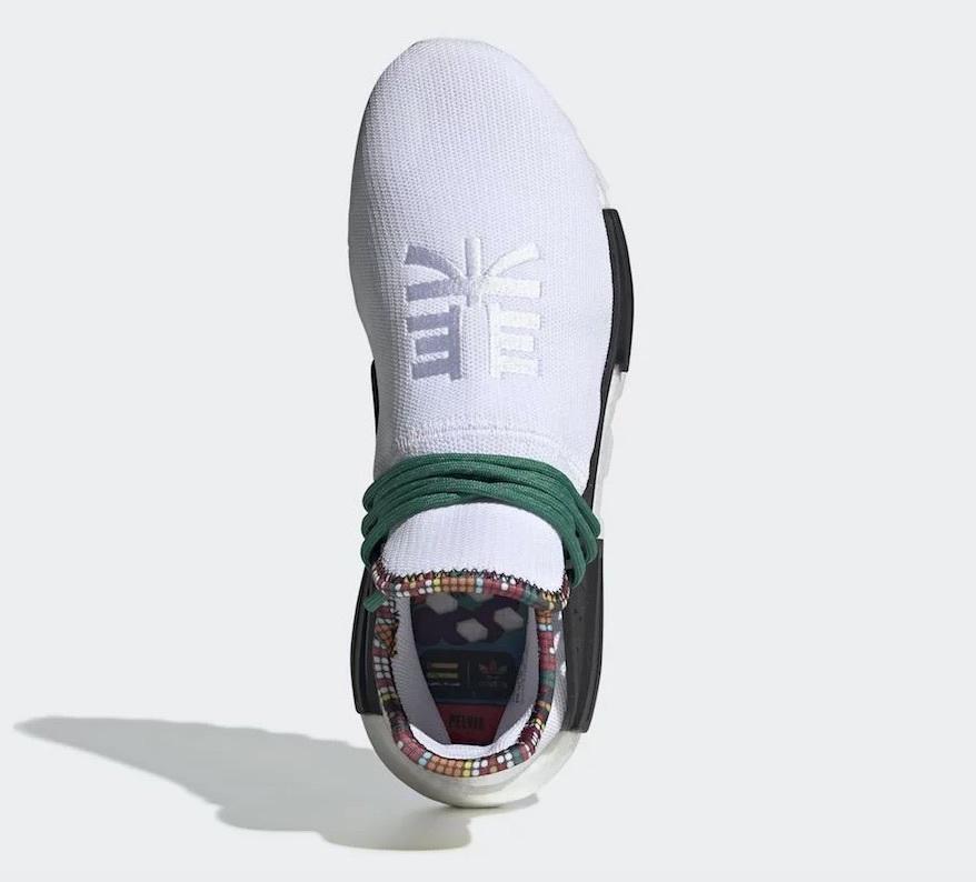 新品 adidas/アディダス PW SOLAR HU NMD【26.0】ホワイト_画像4