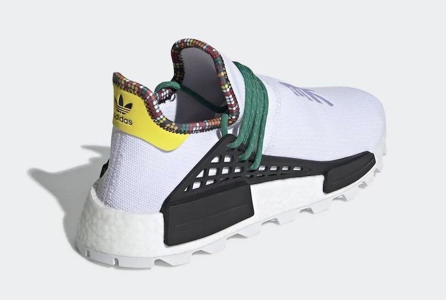 新品 adidas/アディダス PW SOLAR HU NMD【26.0】ホワイト_画像5