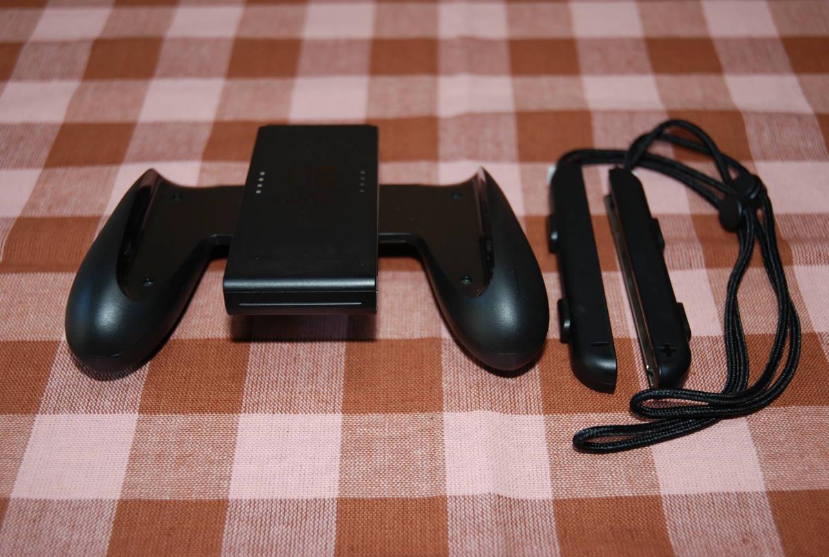 Nintendo Switch ニンテンドー スイッチ 本体一式+ゲームソフト(スーパーマリオ オデッセイ) 中古品の出品で。(再出品)_画像5