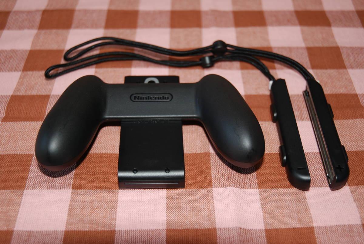 Nintendo Switch ニンテンドー スイッチ 本体一式+ゲームソフト(スーパーマリオ オデッセイ) 中古品の出品で。(再出品)_画像6
