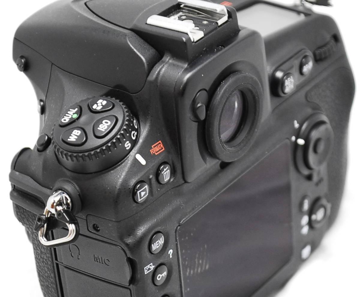 【良品・通電OK】Nikon ニコン D810 動作未確認 ジャンク扱い_画像7