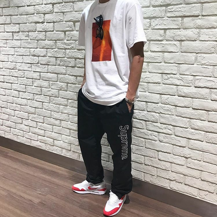SUPREME シュプリーム 17AW Piss Christ Tee Tシャツ 白 Size【L】used_画像7