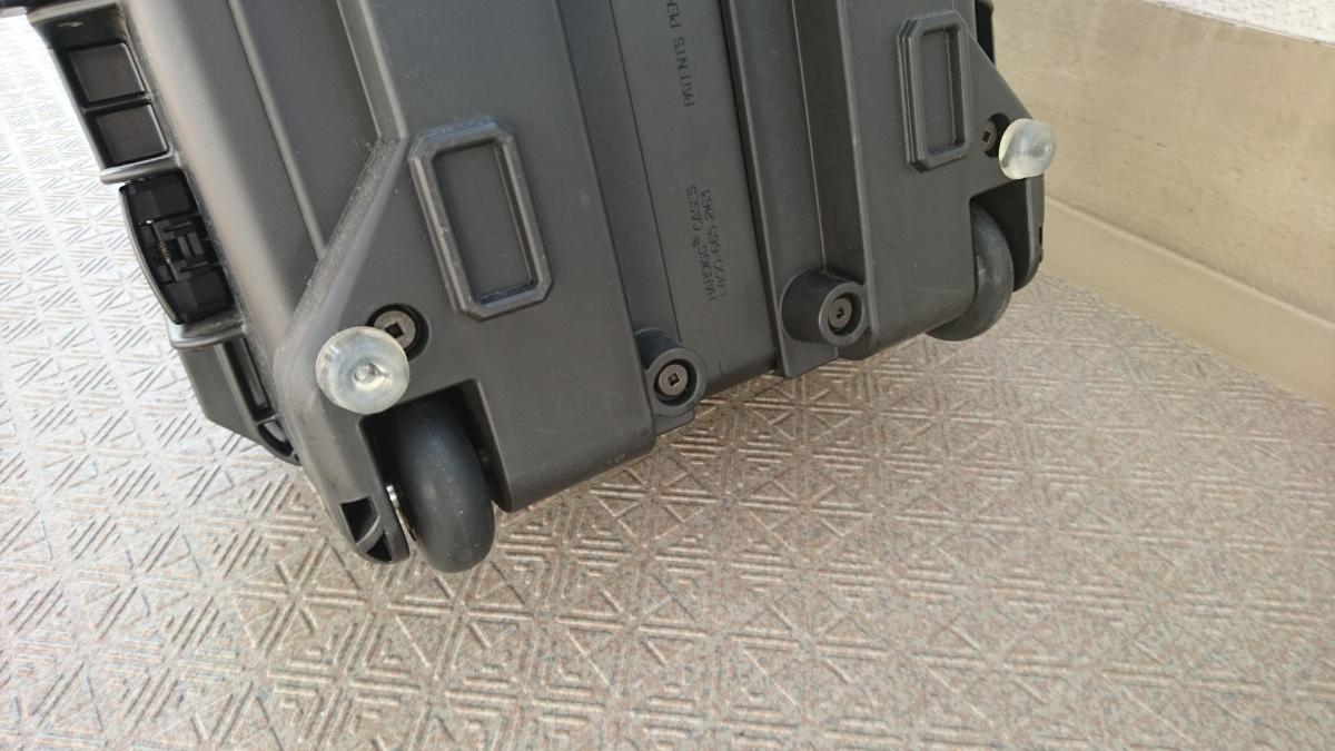 ペリカンケース ストームケースiM2500 中古品 pelican stome case 1510類似品_画像6