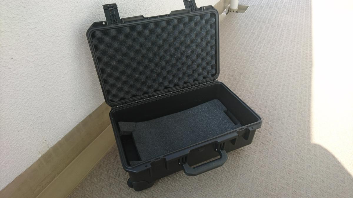 ペリカンケース ストームケースiM2500 中古品 pelican stome case 1510類似品_画像4
