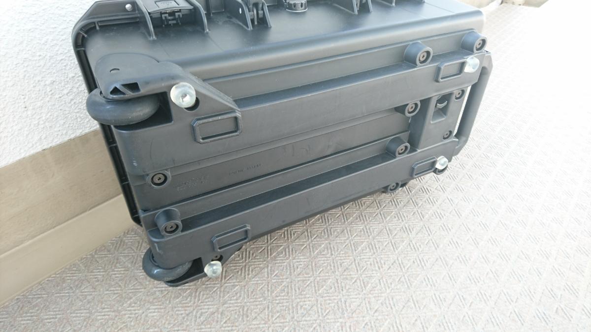 ペリカンケース ストームケースiM2500 中古品 pelican stome case 1510類似品_画像5