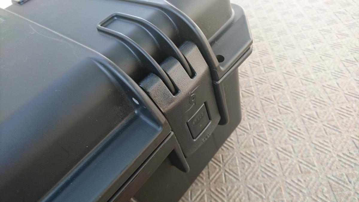 ペリカンケース ストームケースiM2500 中古品 pelican stome case 1510類似品_画像3