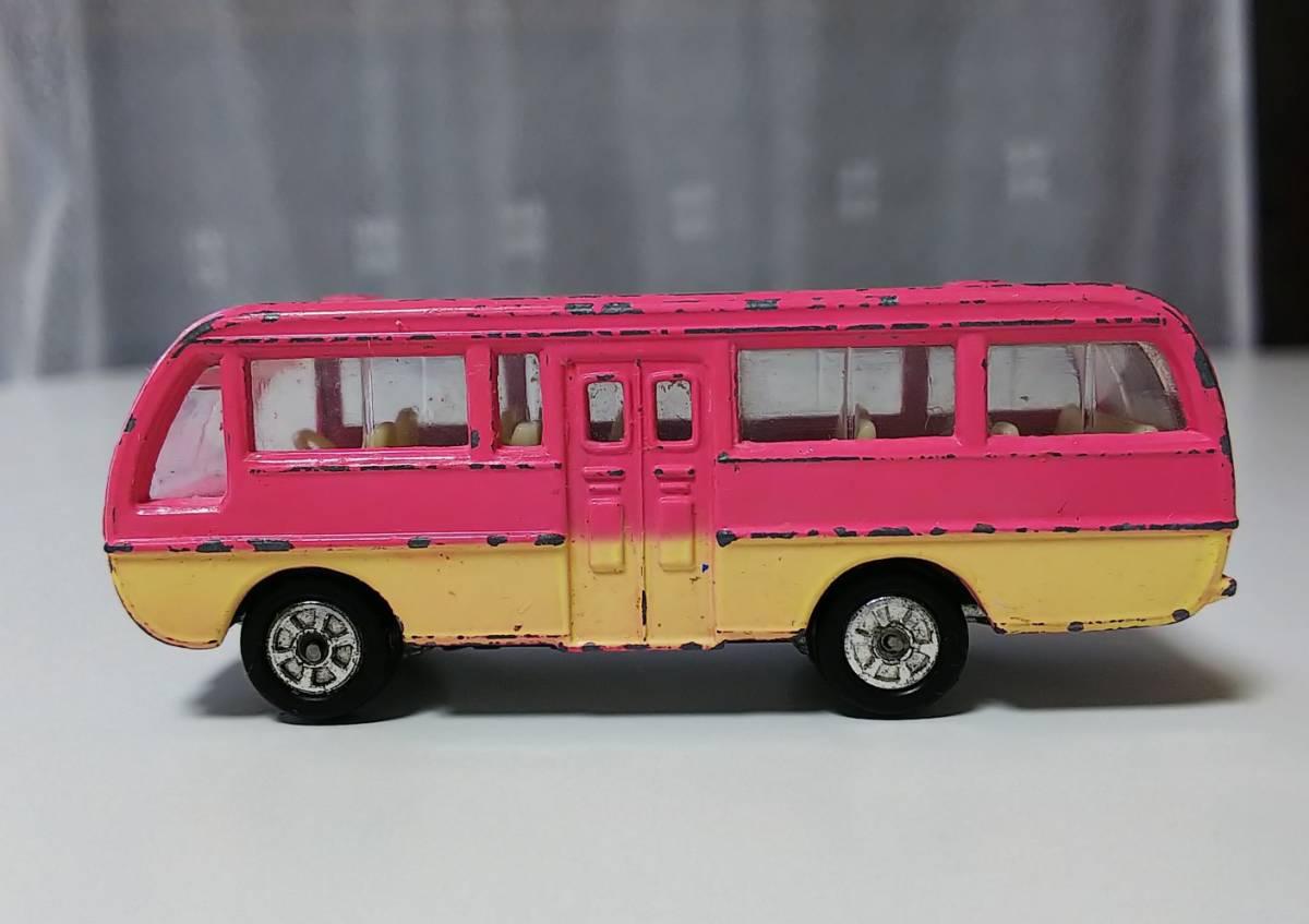 トミカ 46 マツダライトバス 旧ホイール 日本製 箱なし ジャンク 現状品