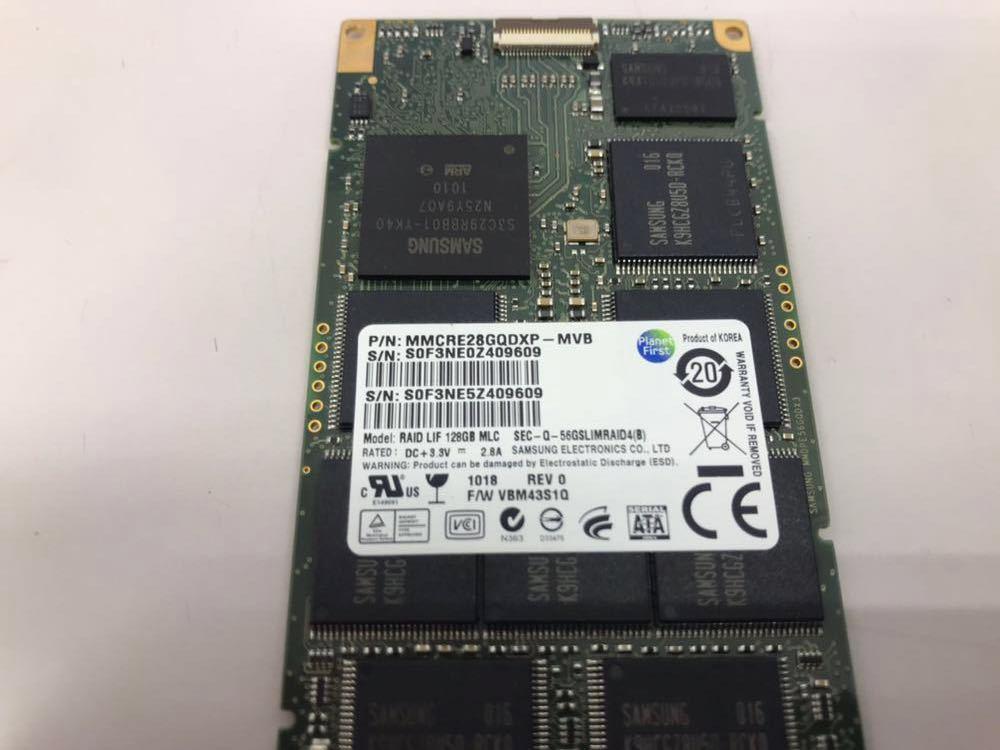 """【中古品】サムソン Samsung 1.8"""" Raid LIF 128GB MLC MMCRE28GQDXP-MVB SSD Sony VAIO VPCZ1_画像2"""