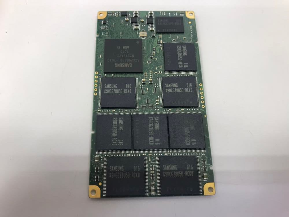 """【中古品】サムソン Samsung 1.8"""" Raid LIF 128GB MLC MMCRE28GQDXP-MVB SSD Sony VAIO VPCZ1_画像3"""