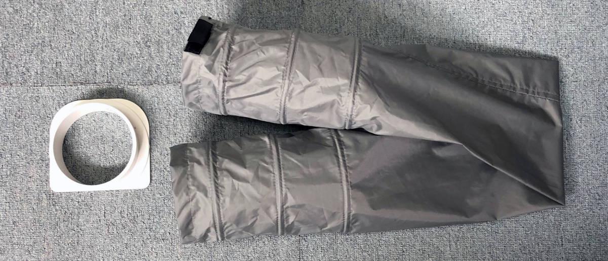 CORONA☆冷風・衣類乾燥 除湿器☆どこでもクーラー☆CDM-1419-W_画像7