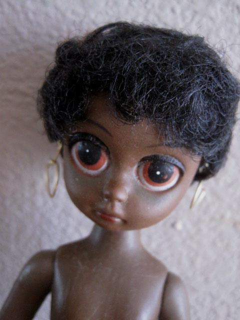 ビンテージ*Susie Sad Eyes*1960年代*ソウルシスターズ*アウトフィット付きです♪_画像9
