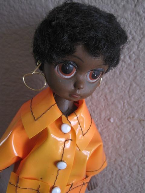 ビンテージ*Susie Sad Eyes*1960年代*ソウルシスターズ*アウトフィット付きです♪_画像5