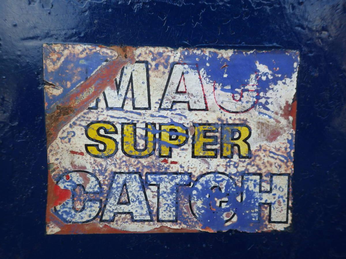 MAC SUPER CATCH 0.1m3クラス ユンボ Mロック Eロック Aロック ワンタッチ(ピン径40mmアーム先端幅140mm)_画像10