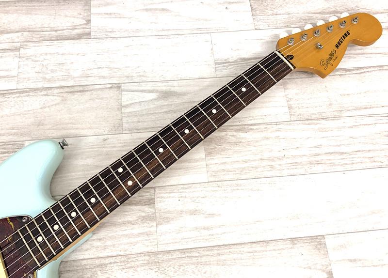 ■Squier by Fender FSR Classic Vibe MUSTANG エレキギター マスタング フェンダー■_画像4