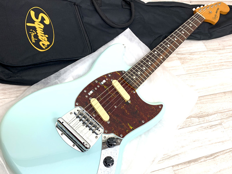 ■Squier by Fender FSR Classic Vibe MUSTANG エレキギター マスタング フェンダー■