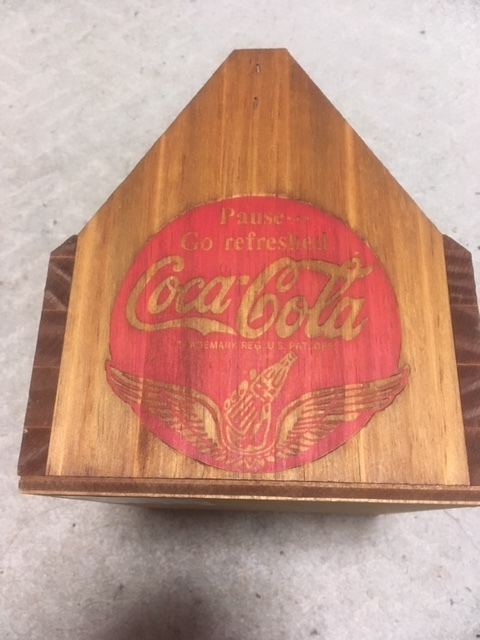 コカ・コーラ グラス 6個セット 木箱ケース付き_画像7