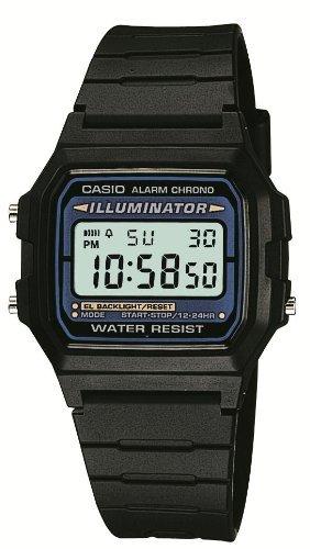 Fsd5502A 推奨 アイテム★NW IY[カシオ]CASIO 腕時計 ..スタンダード F-105W-1AJik qg Ne_画像6