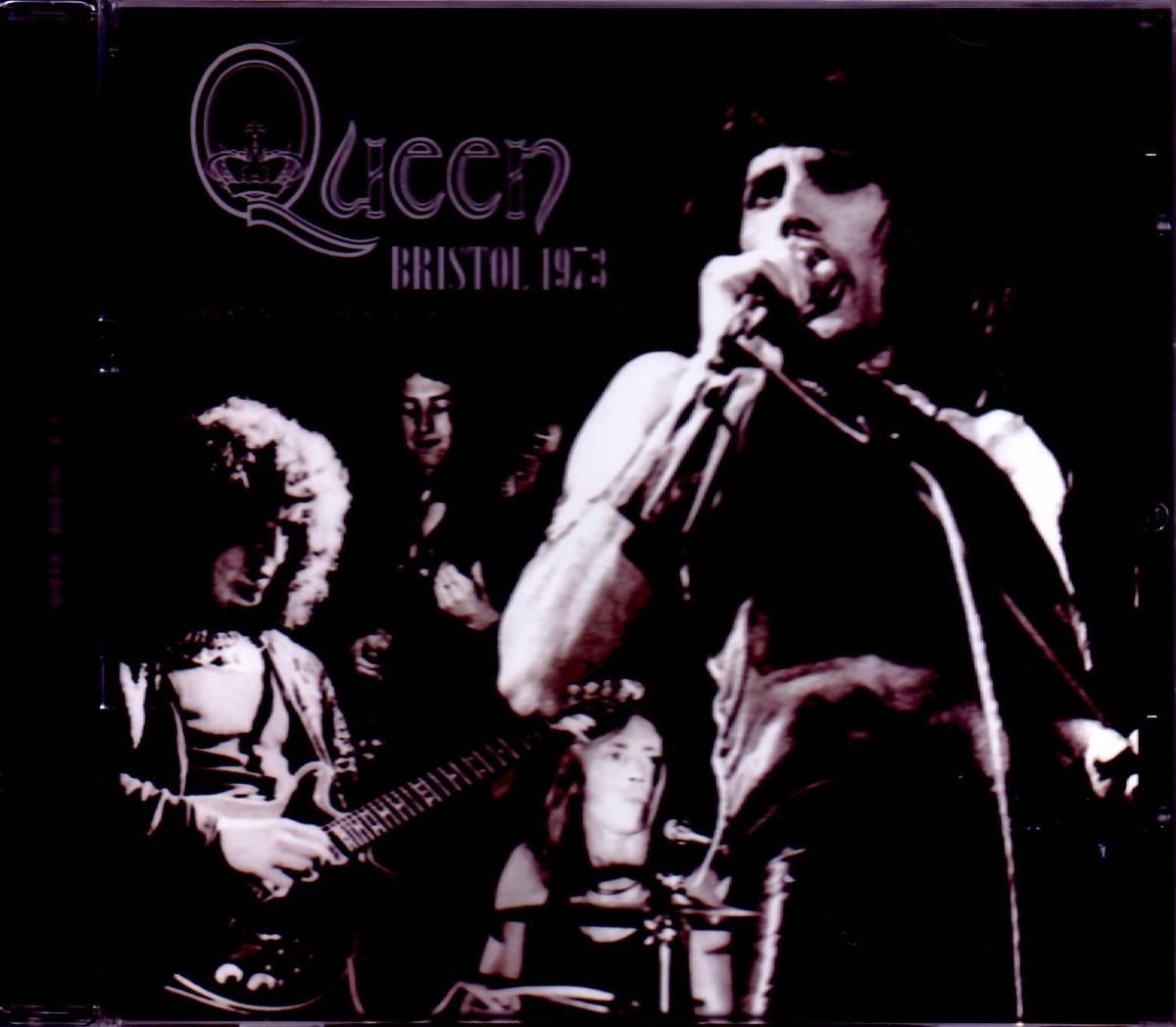 Queen クィーン/Bristol 1973
