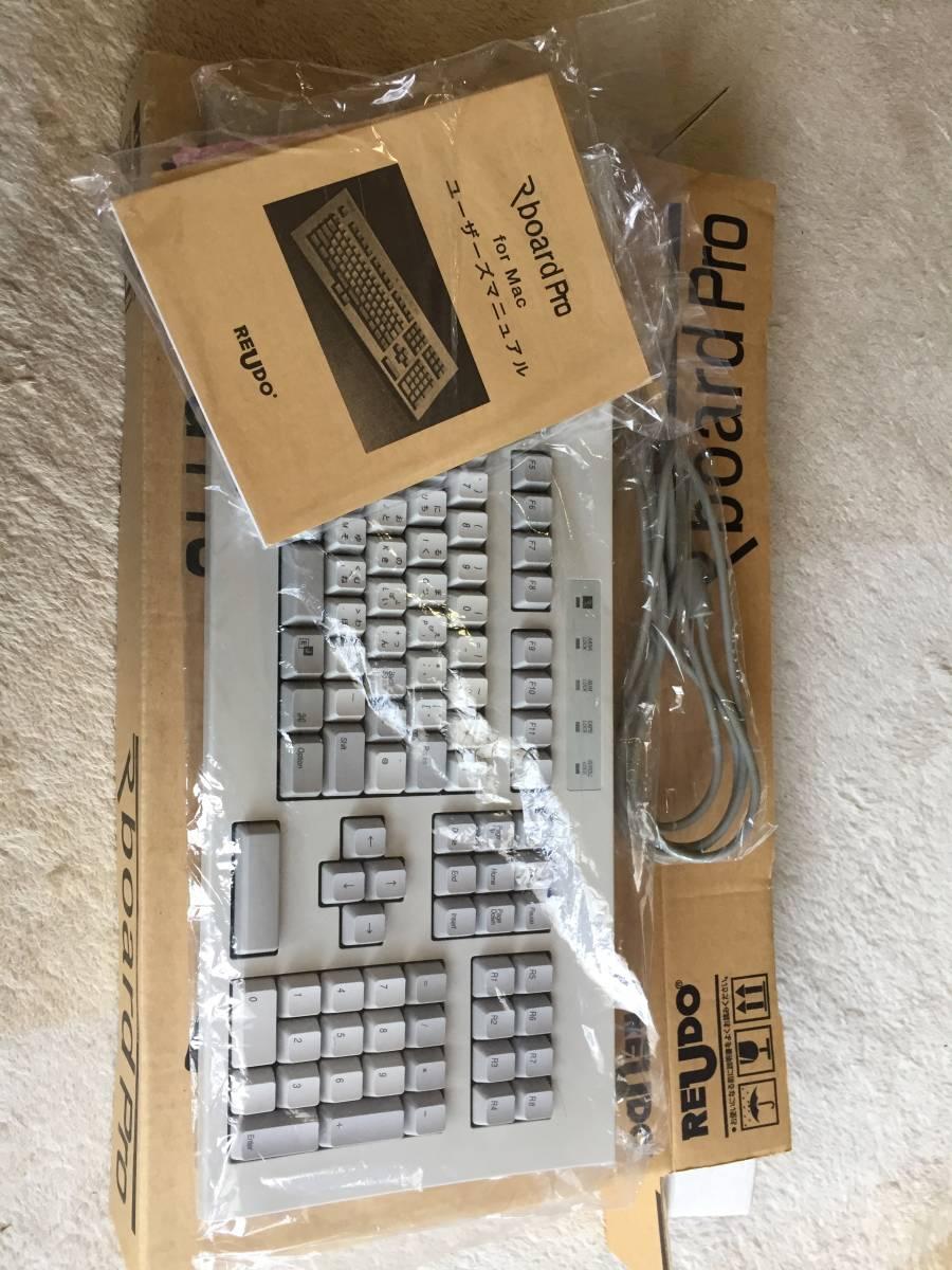 親指シフトキーボードRbord Pro for Macテンキー付き_画像2