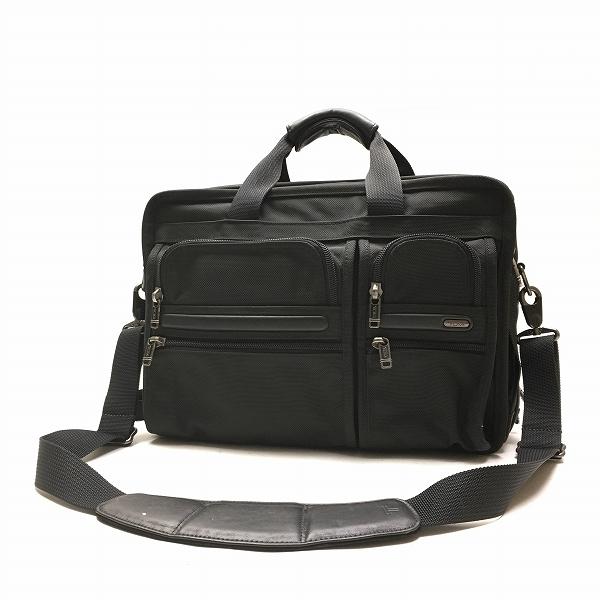 ○トゥミ 「26180D4」 3WAY ブリーフケース リュック バッグ ショルダーバッグ H18-029