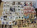 Σ MLBenzerus Mali na-z pin badge CORINTHIAN mini figure pine . preeminence . badge etc. Major large amount Vintage unopened great number