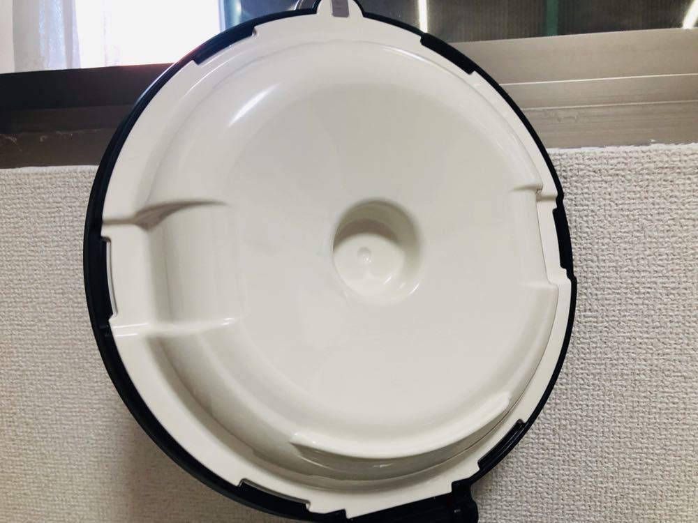 新品☆未使用 サーモス真空保温調理器 THERMOS シャトルシェフ「KBC-3000」ステンレスブラック 3.0L☆1円スタート_画像6