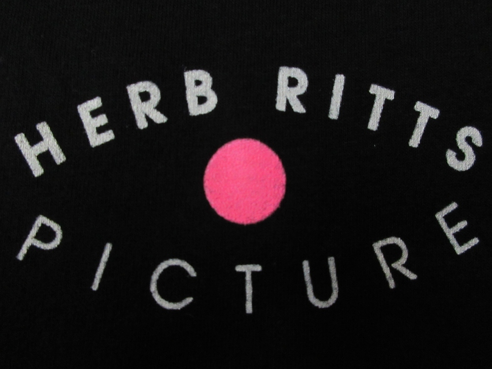 80's 90's USA製 ハーブ リッツ Neith With Tumbleweed Paradise Cove フォト Tシャツ XL Herb Ritts 写真家 エロ 芸術 ART現代美術 美術館_画像6