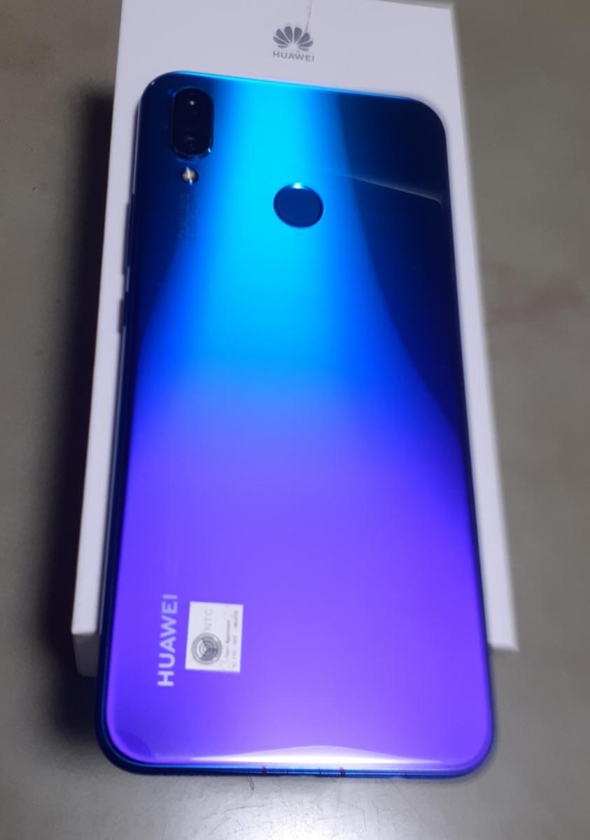 HUAWEI nova3i SIMフリー 美品 128GB RAM4GB 日本未発売 海外版 1円~_画像3