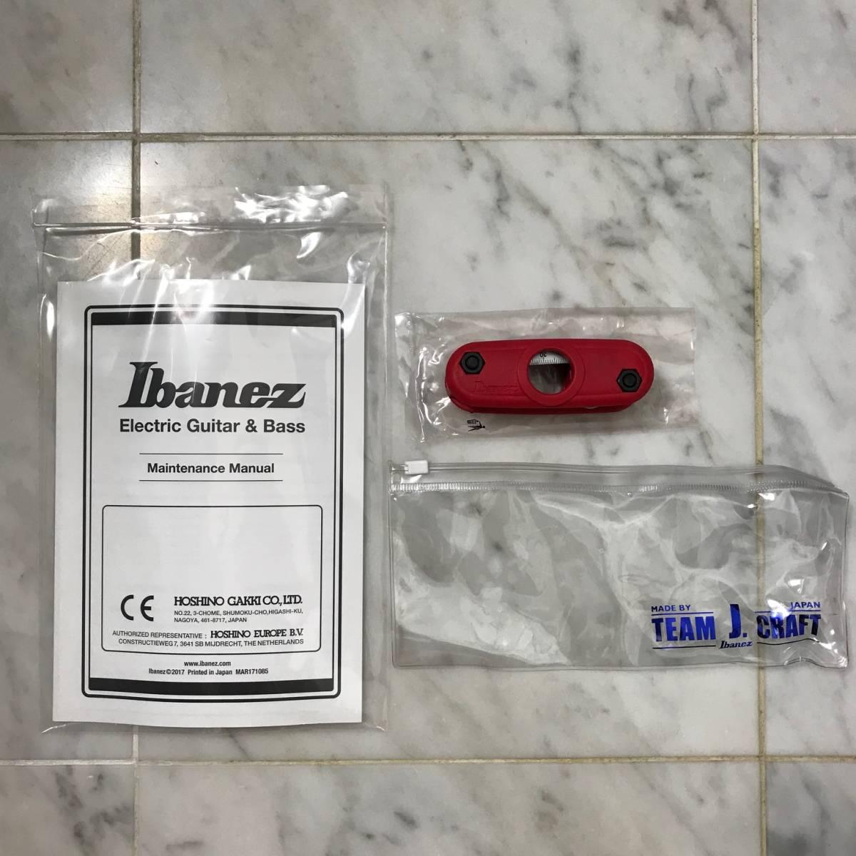 希少 美品 Ibanez J.custom RG7570Z Bright Brown Rutile 付属品 専用ハードケース付 日本製 アイバニーズ エレキギター GOTOHペグ 最高峰_画像10