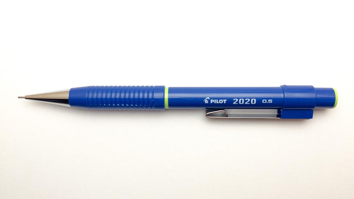 ■パイロット PILOT 2020 製図用シャープペンシル 0.5mm ブルー 青 新品■即日発送 送料120円-_画像2