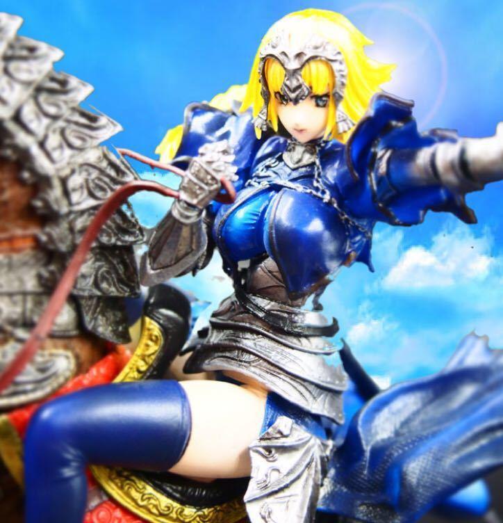 一品物 ガレージキット 完成品 Fate/Grand Order FGO ジャンヌ・ダルク New Platform / WF ワンフェス