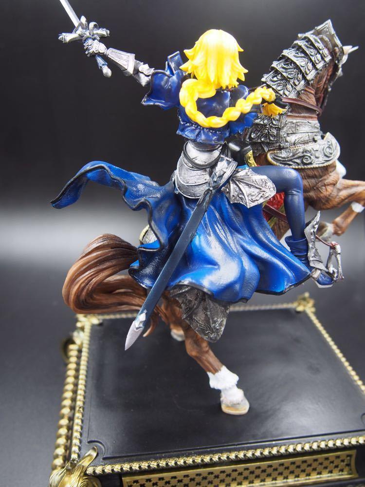 一品物 ガレージキット 完成品 Fate/Grand Order FGO ジャンヌ・ダルク New Platform / WF ワンフェス_画像7