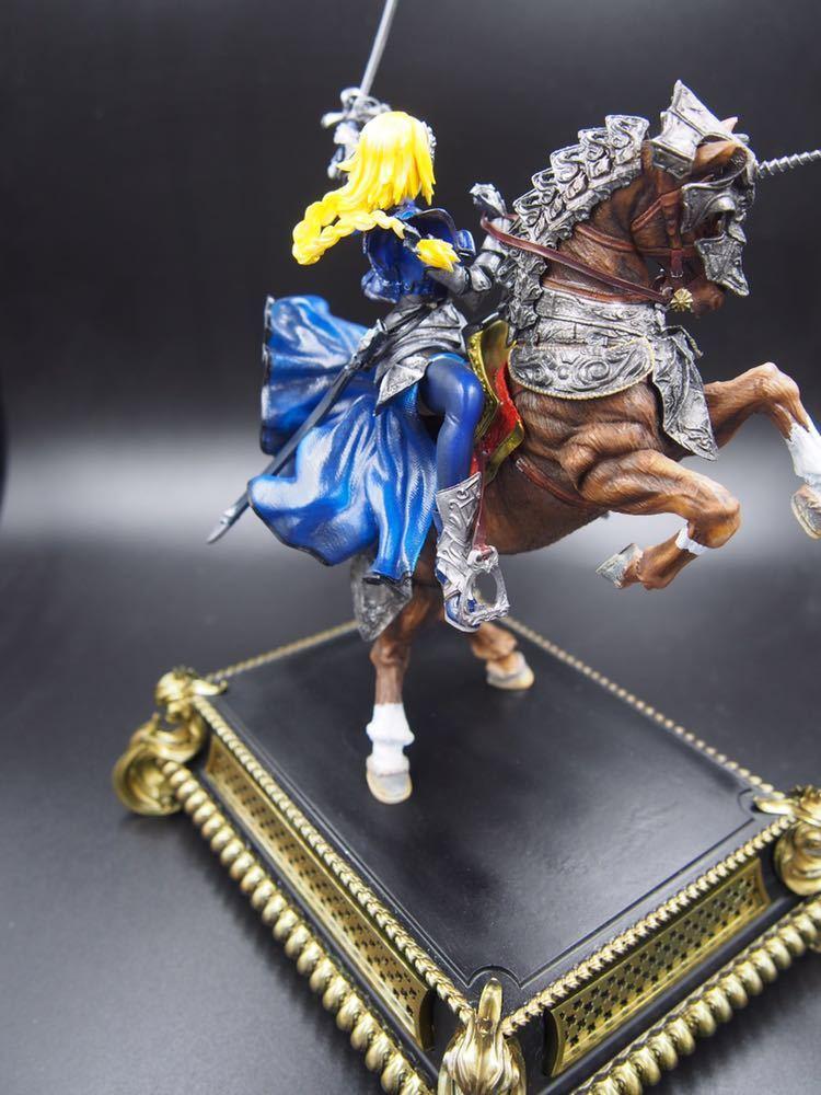 一品物 ガレージキット 完成品 Fate/Grand Order FGO ジャンヌ・ダルク New Platform / WF ワンフェス_画像4
